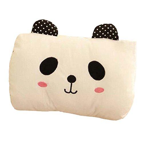 Schöne Panda Handwärmer Kissen kurze Plüsch Handwärmer Wederverwendbar,11.8x9\'\'