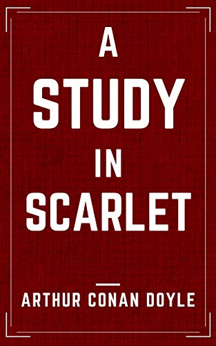 A Study in Scarlet (English Edition)