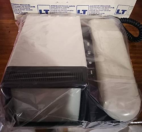 Videoportero de mesa B/N LT Terraneo Videoporter 2000 art. MT10WS