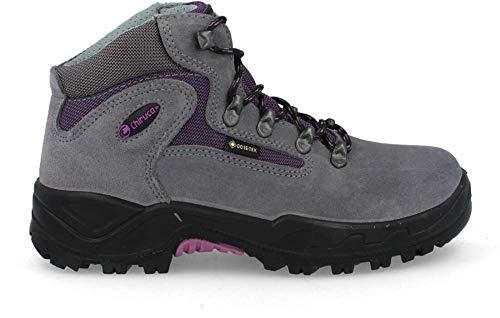 Chiruca Massana, Zapatillas para Caminar Mujer, Gris, 39 EU