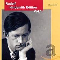 Vol. 1-Hindemith Edition-Chambe