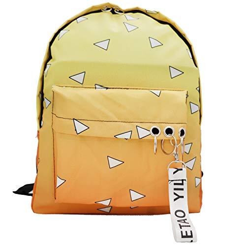 Anime Backpack kawaii School Bags Waterproof Travel Backpack Anime Laptop Bagpack Bookbag (Style-04)