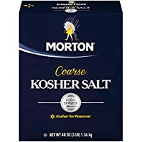 Morton Gruesa de Sal Kosher 1,36 kg
