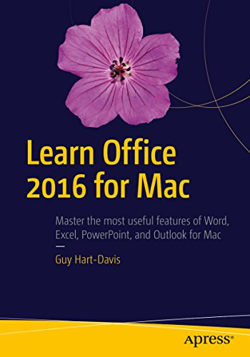 Learn Office 2016 for Mac (English Edition)