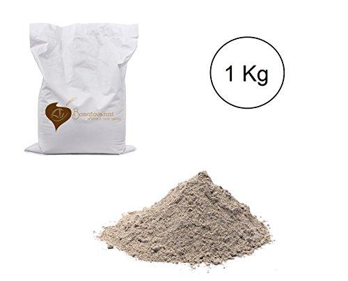 Farina di grano Saraceno chiara BIO senza glutine 1Kg