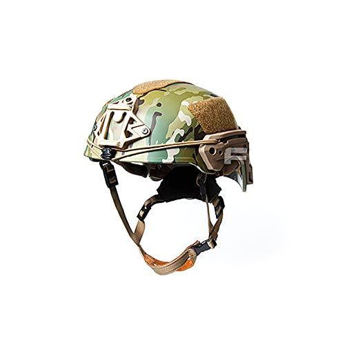 FMA Casco táctico EX TWF versión de protección casco Mountaineer casco camuflaje TB1268