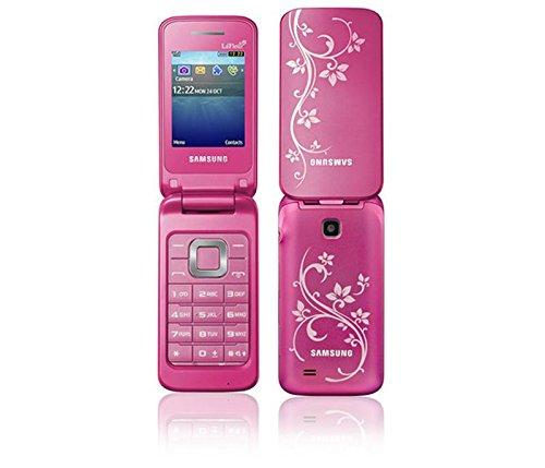 Samsung C3520 coral pink La Fleur