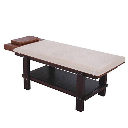 WANPOOL Cubierta para Mesa de Masaje Impermeable y Resistente al Aceite - 10 Unidades
