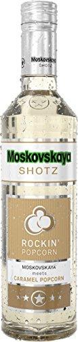 Moskovskaya Shotz, Rockin' Popcorn Liqueur
