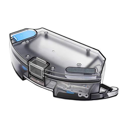 MagiDeal Repuesto depósito de Tanque de Agua para Conga Excelencia 990 aspiradora robótica Accesorios - Gris Plata