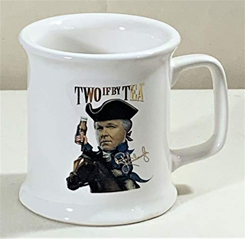 Two If By Tea Mug, the Liberals Are Coming! Rush Limbaugh Mug