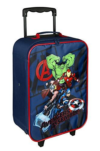 Marvel Avengers - Maleta de viaje para niños, diseño de Los Vengadores