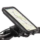 Wicked Chili Tour Case kompatibel mit iPhone 12 (Pro, Max) Samsung Galaxy 21, S20 FE, M31, A51, Powerbank, Universal Handy Fahrradhalterung Handyhalter Motorradhalterung wasserdicht, IPX5, 4-6.7 Zoll