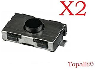 406 407 Citroen C2 C3 107 xsara topalli Conmutador bot/ón Llave de mando a distancia para Peugeot 206 307 C4