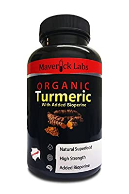 Strong Turmeric Capsules With Bioperine (For Greater Absorption) 700mg-90 Capsules-UK Made-High-Potency