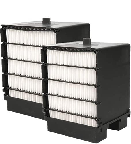 Nifogo Air Ersatzfilter, Cooler Filter, Filter Ersatz,Mini Luftkühler Ventilator Air Mini Cooler Mobil Klimageräte Ersatzteile