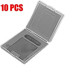 Childhood Clear protective game cartridge case for Gameboy Color GBC GB GBP pack 10pcs