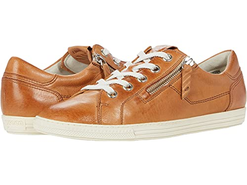 Paul Green Carmel Sneaker Cuoio Leather at 6 (US Women's 8.5) M