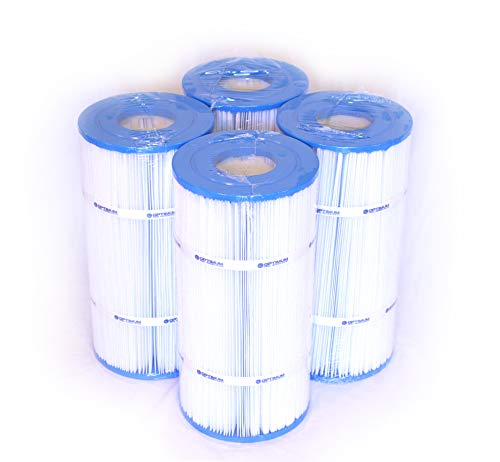 Pool Filter 4 Pack Replacement for Pentair Clean & Clear Plus 240 ; 60 SQ. FT. Cartridge Element