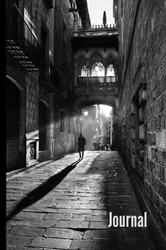 Black & White Alley Journal