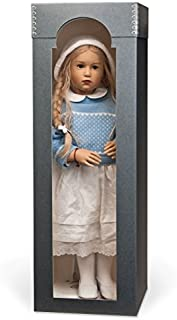 Gaylord Archival Designer Doll Preservation Box with Arched Window