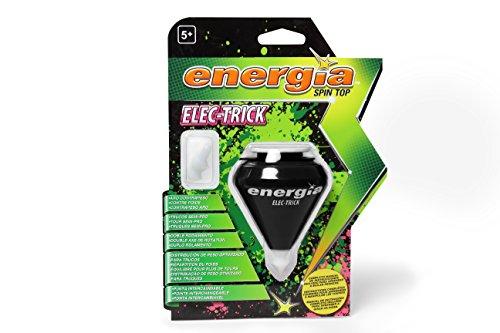 Energía - Peonza Elek-Trick (Fábrica de Juguetes 89002)