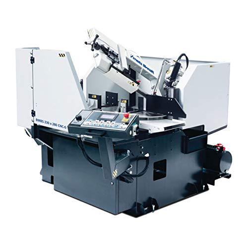 Metallkraft BMBS 230 x 280 CNC-G - Vollautomatische Schwenkrahmen-Metallbandsäge