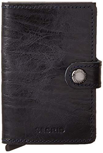 Secrid MDM-Nightblue Miniwallet Dutch Martin Leather
