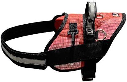 REDLINE K 9 Light Weight Orange Mesh Service and SAR Dog Harness Medium product image
