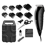 Remington HC5850 Virtually Indestructible Haircut Kit, Black by Remington Products
