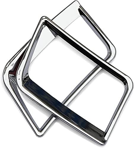 GOUC Panel De Consola Embellecedor para Hyundai Solaris Accent Sedan Hatchback 2011-2015, Panel De Control Central Abs, Cubierta Protectora, Accesorios para Automóviles