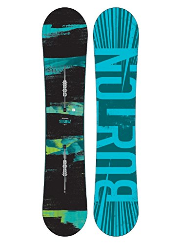 Burton Herren Ripcord Snowboard, No Color, 58W
