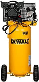 DeWalt DXCMLA1682066 1.6 HP 20-gallon Single Stage Oil-Lube Vertical Portable Air Compressor