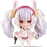 FUTER Azur Lane Figure Akashi & Laffey Figure Anime Girl Figure Anime Chibi Figure (Color : Akashi) ( Color : Laffey )