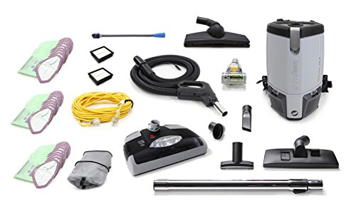 ProVac FS6 Commercial Backpack Vacuum Power Head