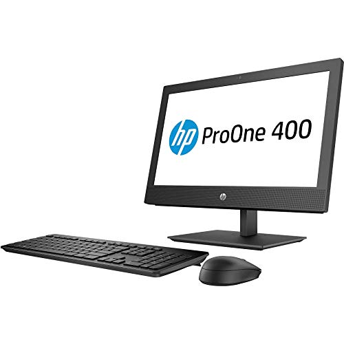 "Ordenador HP ProOne 400 G5, pantalla de 60,5 cm (23,8""), 1920 x 1080 píxeles, Intel Core i5 i5-9500T 9ª generación, 8 GB DDR4-SDRAM, 1000 GB HDD, PC All-In-One"