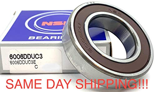 6006 DU NSK Ball Bearing 30x55x13 mm deep Groove Ball Bearing 6006ddu
