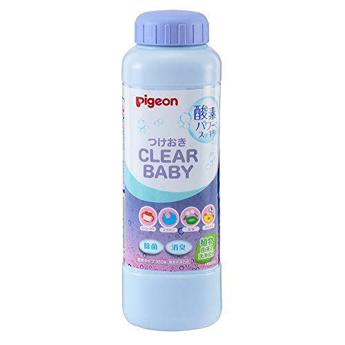 Pigeon(ピジョン)『つけおきCLEARBABY』