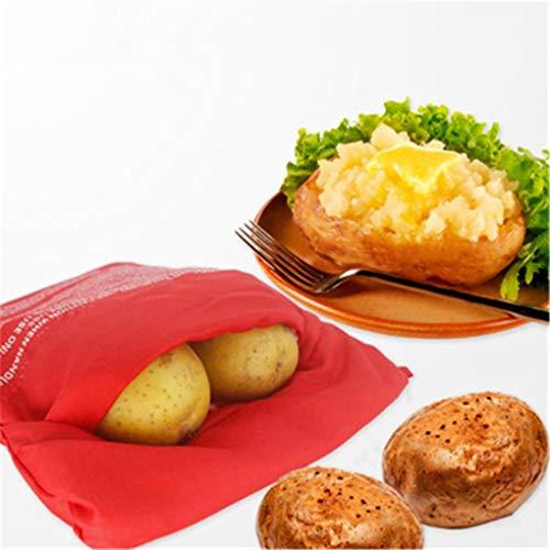 Honana CF-PB01 magnetron oven snel wasbaar aardappelzak in 4 minuten aardappel kookzak