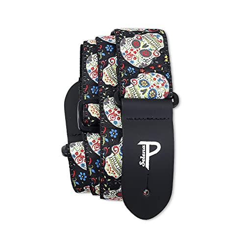 Perri's Leathers Ltd. - Guitar Strap - Nylon - Jacquard - The Hope...
