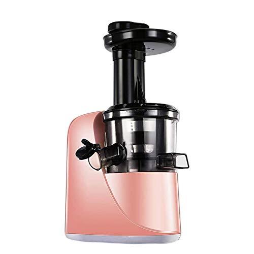 Adesign Máquina de exprimidor centrífugo de la Boca Ancha de exprimidor para Frutas Enteras y Verduras fácilmente Limpio de Jugo Profesional de Jugo de jugos de jugos Dual