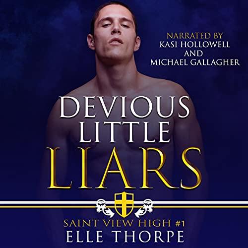 Devious Little Liars: A High School Bully Romance (Saint View High, Book 1)
