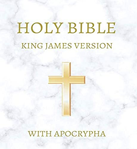 Compare Textbook Prices for Holy Bible King James Version with Apocrypha: KJV 1611 Original Edition Old Testament + Apocrypha + New Testament  ISBN 9798653942938 by James, King,God