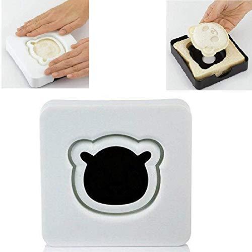 Cute Panda Pocket Bread Sandwich Cutter, Hand Tools Sandwich Kit, Food Deco, Sandwich Mold, Toast Mold Mould