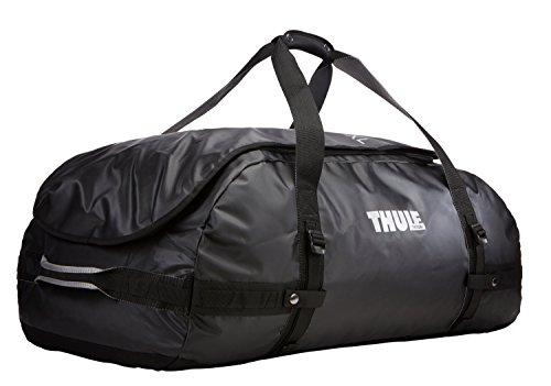 Thule Chasm Duffel Bag 70L (Rucksack und Reisetasche in einem) schwarz, Erwachsene