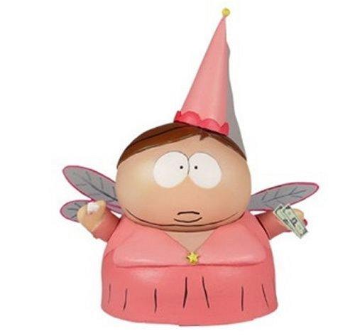 Mezco Toyz South Park Series 2 Action Figure Tooth Fairy Cartman by Mezco