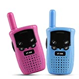 Walkie Talkies for Kids Best Gifts for 3-12 Years Boys Girls Easy to Use Long Distance Outdoor Toys for Boys Girls