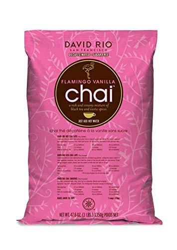 David Rio - Flamingo Vanilla Chai, Pappwickeldose (1 x 1.52 kg)