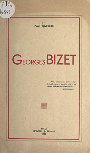 Georges Bizet (French Edition)