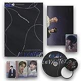 STRAY KIDS Mini Album - Clé : Levanter [ LIMITED ver. ] CD + Photobook + QR Photocards + LENTICULAR PHOTOCARD + MINI POSTER + CALENDAR POSTER + BOOKMARK + OFFICIAL POSTER + FREE GIFT